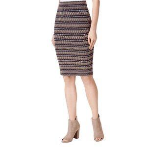 Bar III Sweater Pencil Skirt